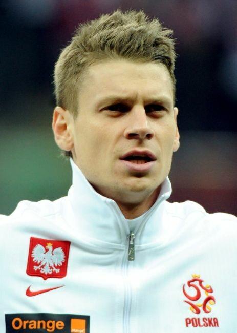 Łukasz Piszczek (fot. PAP/Bartłomiej Zborowski)