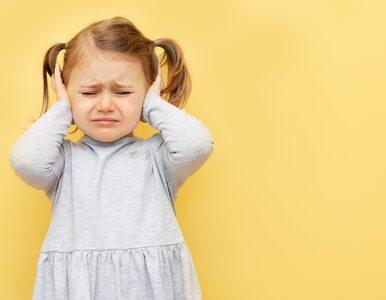 Twoje dziecko jest agresywne? Być może cierpi na nadwrażliwość słuchową