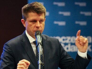 Petru krytycznie o liderze PO: Nie traktuje kandydatury Schetyny poważnie