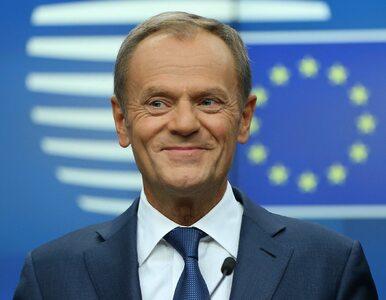 """Ile Donald Tusk zarobi jako szef Europejskiej Partii Ludowej? """"Może..."""
