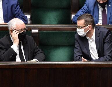 """""""Niedyskrecje parlamentarne"""": Morawiecki boi się tajnego głosowania...."""