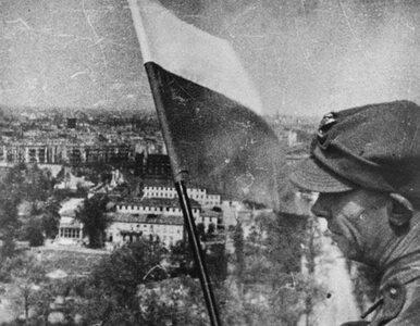 Biało-czerwona flaga nad Berlinem. Polscy żołnierze przyczynili się do...