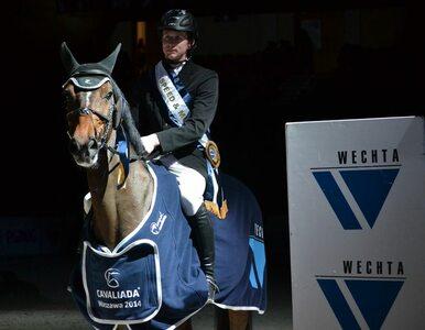 Cavaliada Warszawa - Muzyka, szybkość i piękne konie