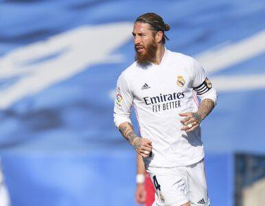 """Konflikt Realu Madryt i Sergio Ramosa. """"Nie obniżajcie pensji!"""""""