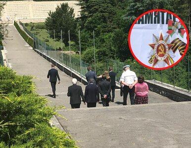 """Muzeum Monte Cassino o """"profanacji delegacji białoruskiego dyktatora""""...."""