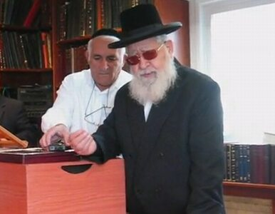 """Szokujące słowa rabina. """"Goje jak zwierzęta pociągowe - mają służyć Żydom"""""""