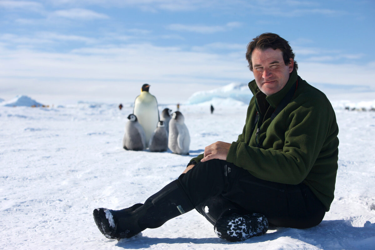 Producent filmowy Alastair Fothergill