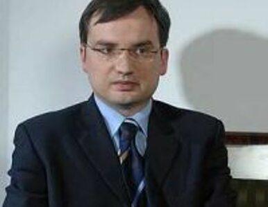 Minister Ziobro planuje amnestię