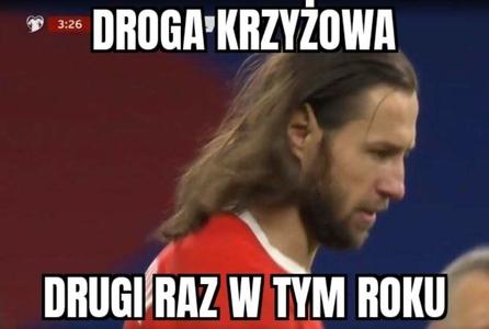 Euro 2020. Mecz Polska – Słowacja. Zebraliśmy najlepsze MEMY