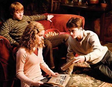 Będzie kolejny film o przygodach Harry'ego Pottera? J.K. Rowling...