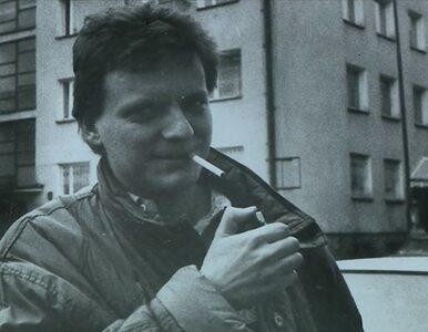 Nie tylko Ziętara. Dziennikarz chciał ujawnić mroczny sekret policjanta....