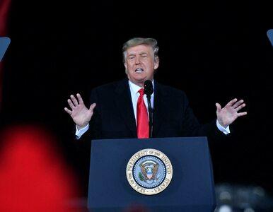 """Rusza procedura impeachmentu wobec Donalda Trumpa. Izba Reprezentantów """"za"""""""
