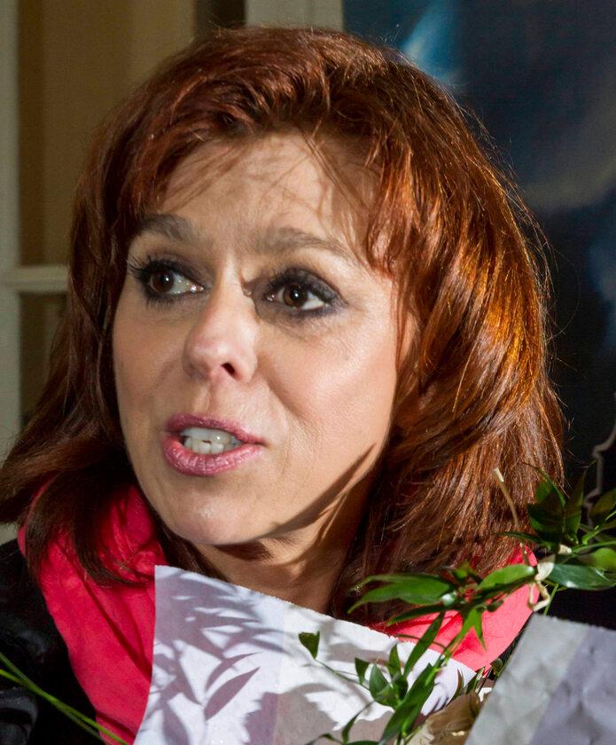Elżbieta Zającówna w 2013 roku
