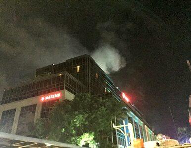 Policja udostępniła zdjęcie sprawcy ataku na kasyno w Manili