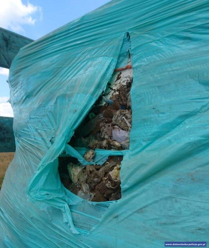 Śmieci z Wielkiej Brytanii