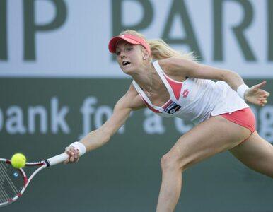 WTA Indian Wells: Urszula Radwańska bez szans z Azarenką