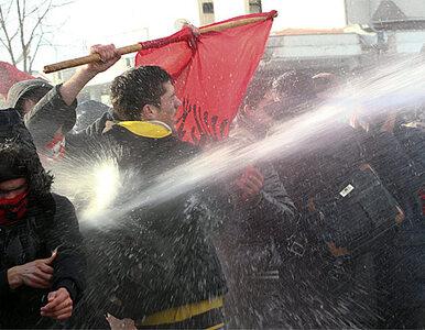 """""""Serbowie to wrogowie"""". Kosowscy Albańczycy chcą zamknąć granice"""