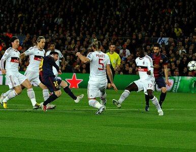 Messi goni rekordy w Lidze Mistrzów