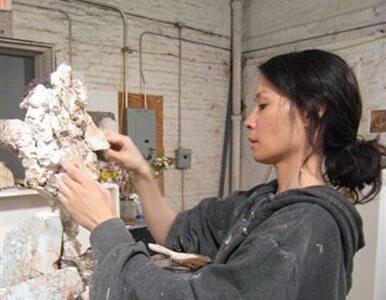 Aktorka Lucy Liu spełnia się jako artystka. Jej prace doceniane są na...