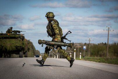 Ćwiczenia NATO w Estonii