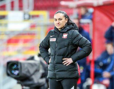 Piłkarska reprezentacja kobiet ma nową trenerkę. Historyczna decyzja PZPN