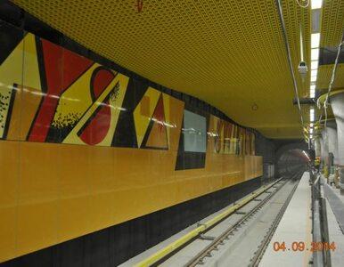 """""""Warszawskie metro najdroższe w Europie"""""""