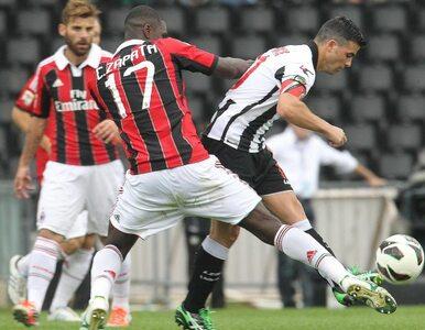 Milan i Inter zgodne - przegrały swoje mecze