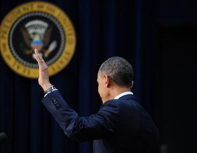 """Pożegnalne przemówienie Baracka Obamy. """"Jeszcze cztery lata"""""""