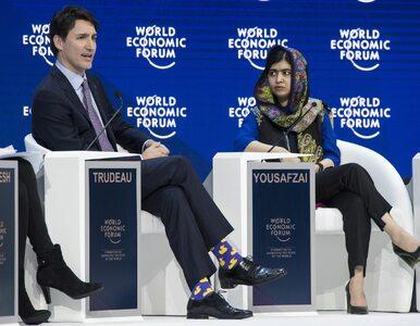 Doroczne spotkanie liderów politycznych i ekonomistów w Davos zostało...