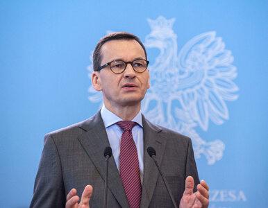 Mateusz Morawiecki zapowiada tymczasowe przywrócenie granic....