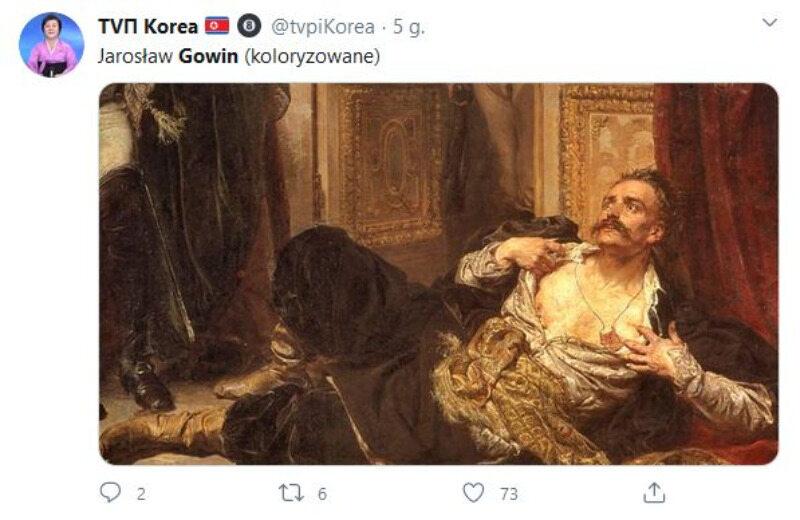 Mem po dymisji Jarosława Gowina