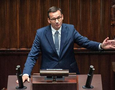 Morawiecki o Ziobrze i rekonstrukcji. Chce, by Szumowski pozostał w rządzie