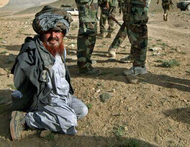 Amerykanie: talibowie? Pierwsze słyszę