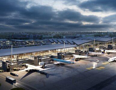 Lotnisko w Gdańsku zostanie rozbudowane. Pokazano wizualizacje nowego...