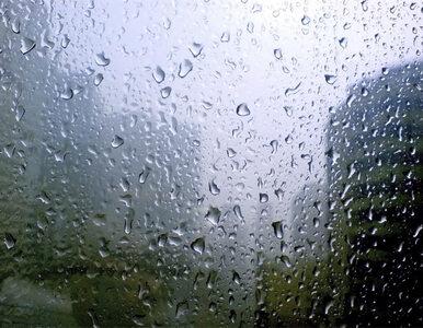 Szykujcie parasole. W weekend ulewy