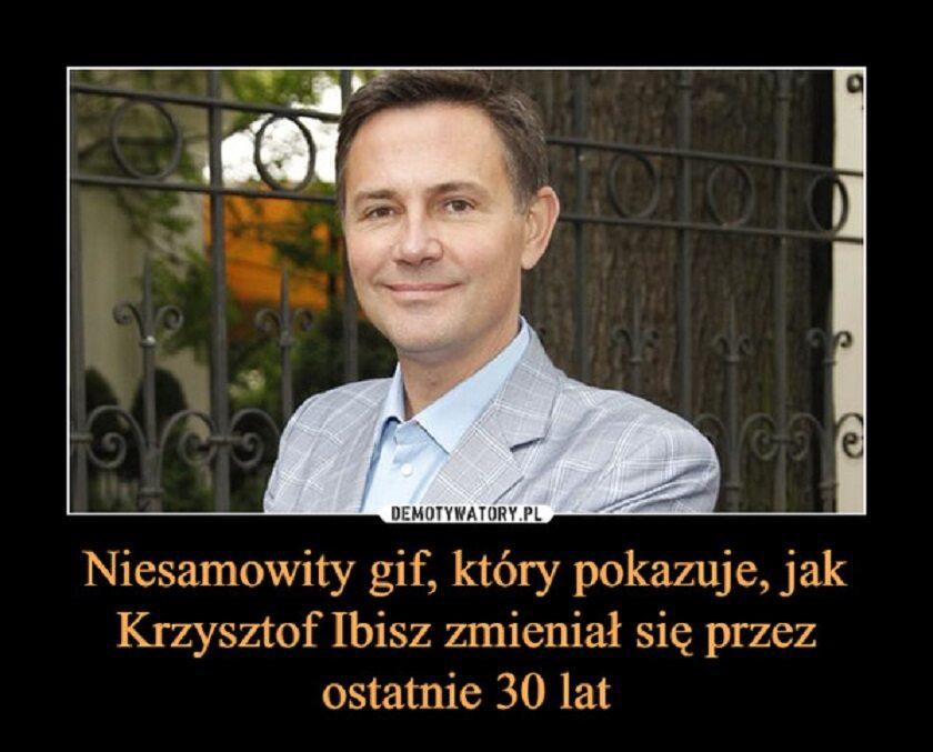 Krzysztof Ibisz oczami internautów