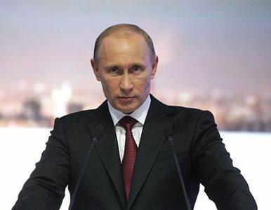 Putin: USA pasożytują na światowej gospodarce