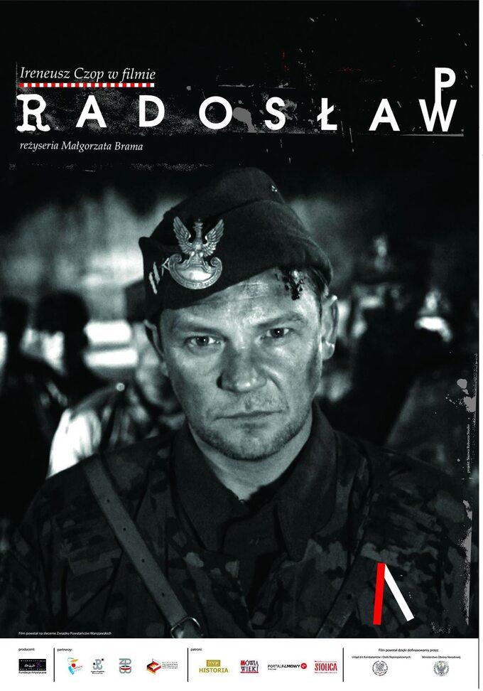 """Ireneusz Czop jako ppłk. Jan """"Radosław"""" Mazurkiewicz (2013)"""
