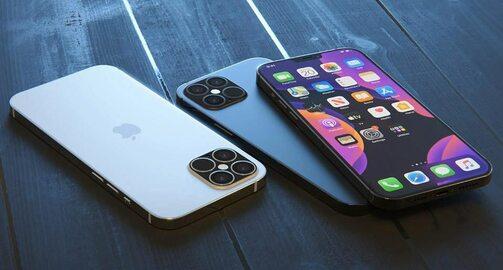 Nowe iPhone'y 12 - tak w zbliżeniu będą wyglądać