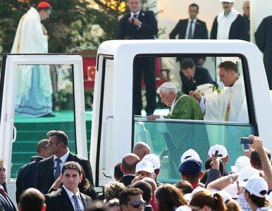 """""""W burzliwych czasach świat zobaczył chrześcijan i muzułmanów razem"""""""