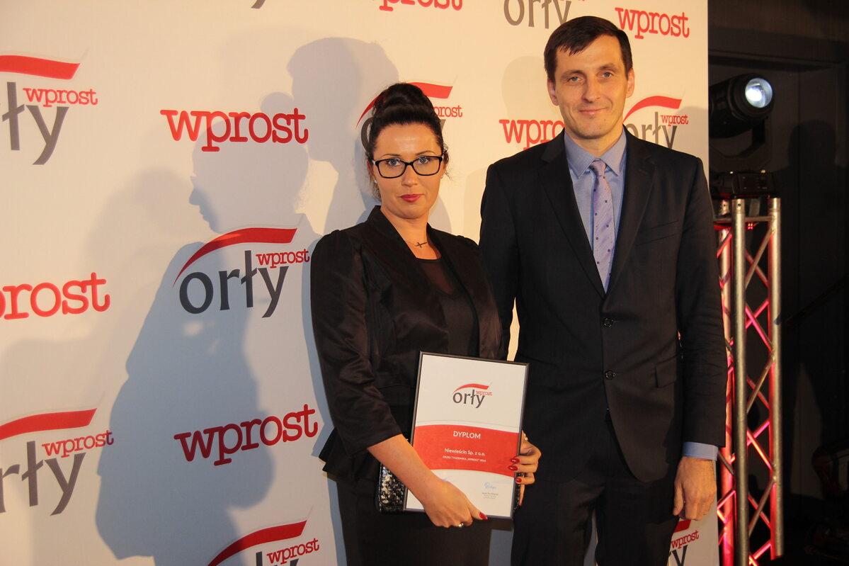 """Gala Orłów tygodnika """"Wprost"""" w Toruniu"""