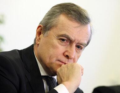 """Prof. Gliński ocenia list byłych prezydentów. """"To są insynuacje"""""""