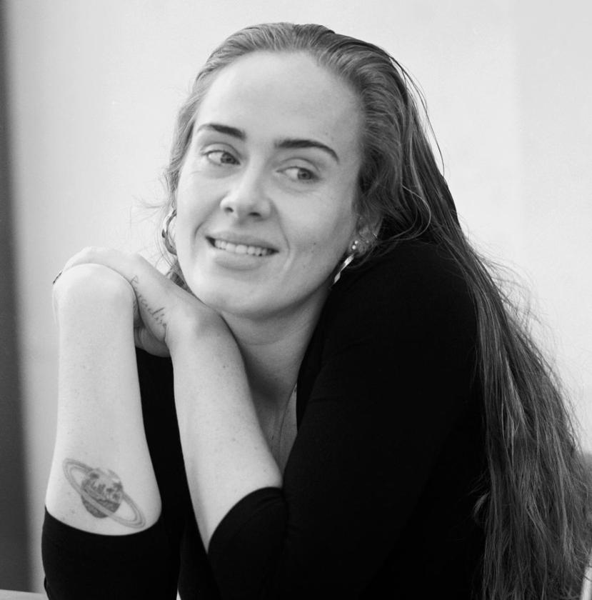 Adele na zdjęciach z okazji 33. urodzin