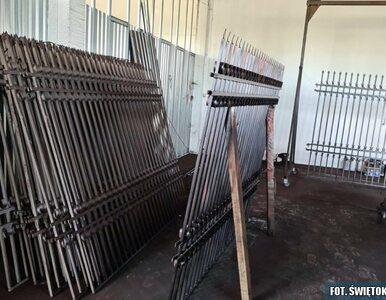 Spór o ogrodzenie warte 320 tys. zł. Gmina zgłosiła kradzież, musieli...