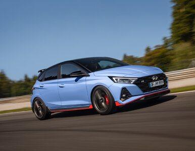 Nowy hot-hatch na rynku. Hyundai i20 N wyceniony