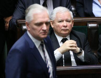 Gowin ma żal do Kaczyńskiego? Wyznał, co zarzuca prezesowi PiS