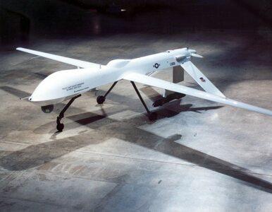 Amerykański dron znów zabija w Pakistanie