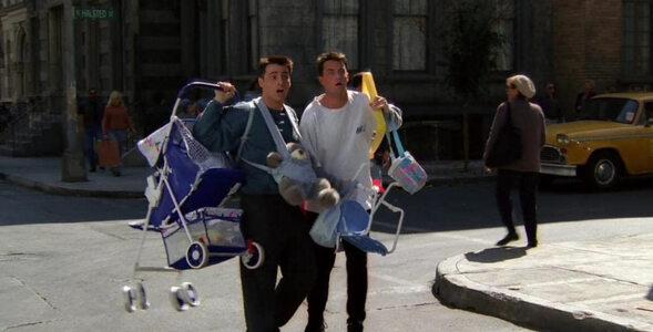 """Quiz z serialu """"Przyjaciele""""! Pytamy o 6. odcinek drugiego sezonu..."""