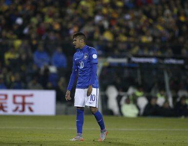 Copa America: Kolumbia pokonała Brazylię. Szamotanina po meczu, Neymar z...