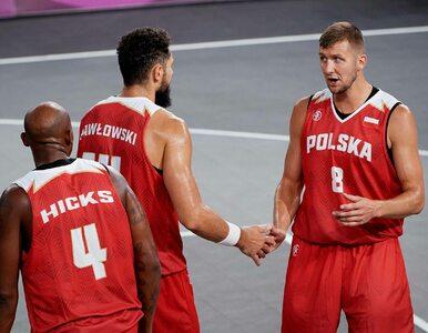 Bolesna porażka polskich koszykarzy. Rywale trafili sekundę przed końcem